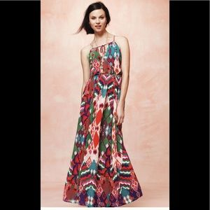‼️Anthropologie Tarana Maxi Dress M‼️